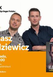 Łukasz Kadziewicz - spotkanie autorskie