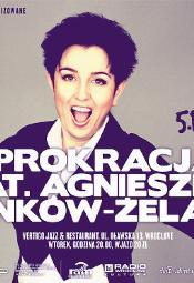 Improkracja feat. Agnieszka Franków- Żelazny