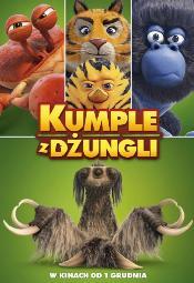 Kumple z dżungli - pokazy przedpremierowe w Cinema City