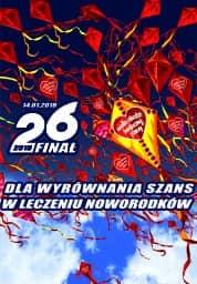 26. Finał WOŚP 2018 w Gdańsku - program