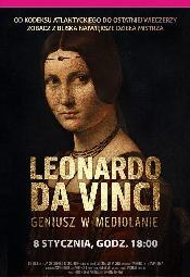 Wystawa w Multikinie: Leonardo Da Vinci. Geniusz w Mediolanie