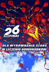 26. Finał WOŚP w Gdyni - koncerty w Centrum Riviera