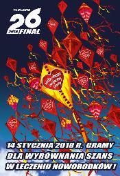 WOŚP 2018: Kraków