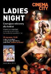 Ladies Night w Cinema City: Podatek od miłości