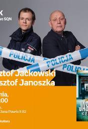Krzysztof Jackowski i Krzysztof Janoszka - spotkanie autorskie