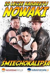 Jubileuszowy spektakl Kabaretu Nowaki