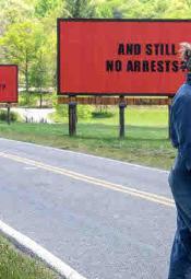Trzy billboardy za Ebbing, Missouri - przedpremierowo w Kinie Nowe Horyzonty