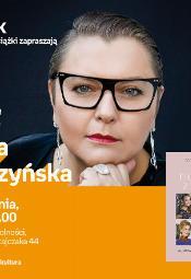 Anna Męczyńska  - spotkanie autorskie