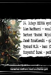 40 lat minęło vol.2 / Zagrają: Medusa & Noc Coverowa