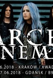 Arch Enemy + Jinjer + Totem