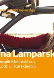 Magdalena Lamparska - spotkanie autorskie