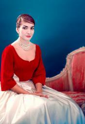 Maria Callas - pokaz przedpremierowy