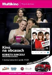 Kino Na Obcasach: Kobieta sukcesu - przedpremiera