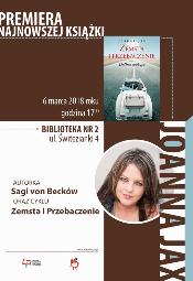 Joanna Jax - spotkanie autorskie