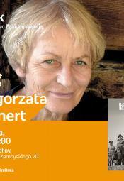 Małgorzata Szejnert - spotkanie autorskie