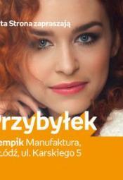 Spotkanie autorskie z Agatą Przybyłek