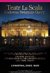 Wystawa w Multikinie: Teatro alla Scala - cudowna świątynia opery
