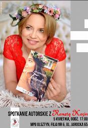 Spotkanie autorskie z Renatą Kosin