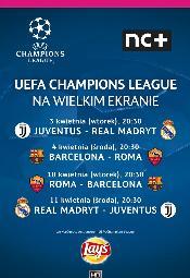 Czas na rewanż, czyli ćwierćfinałowe mecze Ligi Mistrzów UEFA
