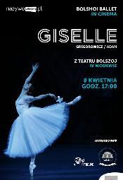 """""""Giselle"""" z Teatru Bolszoj w kinach sieci Multikino"""