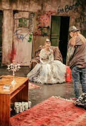 Teatr AST: Mercury Fur - próba prasowa