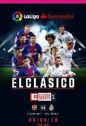 El Clasico na wielkim ekranie w Multikinie