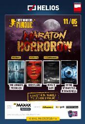 Maraton Horrorów w Heliosie