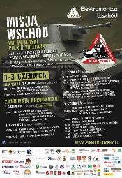 """VIII Podlaski Piknik Militarny """"Misja Wschód"""""""