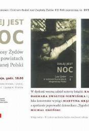 Dalej jest noc. Losy Żydów w wybranych powiatach okupowanej Polski