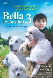 Bella i Sebastian 3 - pokazy przedpremierowe