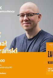 Michał Szafrański - spotkanie autorskie
