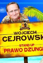 """Wojciech Cejrowski z programem """"Prawo dżungli"""""""