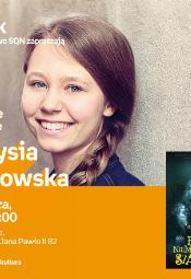 Marysia Krasowska - spotkanie autorskie