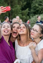 Juwenalia 2018 w Poznaniu - koncerty: dzień 1