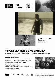 Toast za Rzeczpospolitą - wieczór filmowy