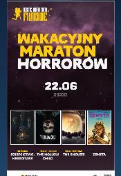 Wakacyjny Maraton Horrorów w kinach Helios