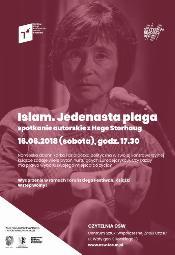 """Spotkanie z Hege Storhaug, autorką książki """"Islam. Jedenasta plaga"""""""
