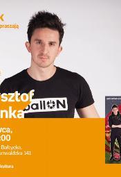 Krzysztof Golonka - spotkanie autorskie