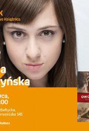 Maria Paszyńska - spotkanie autorskie
