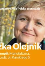 Spotkanie autorskie z Agnieszką Olejnik