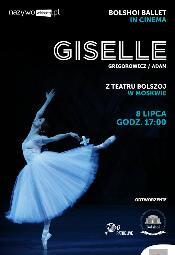"""Giselle"" z Teatru Bolszoj w sieci Multikino"