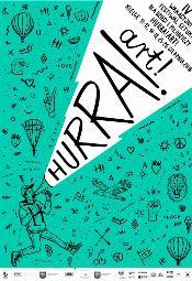IV Wakacyjny Festiwal Sztuki dla Dzieci i Młodzieży Hurra! ART!