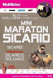 ENEMEF: Minimaraton Sicario w Multikinie