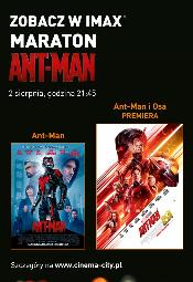 Maraton Ant-Mana w Cinema City