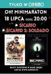 OH! Minimaraton Sicario w Oh Kino