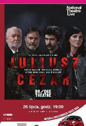 Juliusz Cezar - spektakl w Multikinie