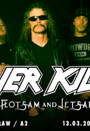 Overkill + Destruction + Flotsam And Jetsam + Meshiaak