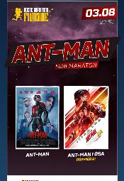 Mini Maraton Ant-Mana w kinach Helios