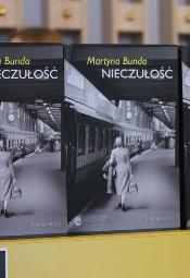 Spotkanie z Martyną Bundą wokół książki: Nieczułość