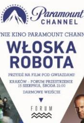 Kino Letnie Paramount Channel: Włoska Robota